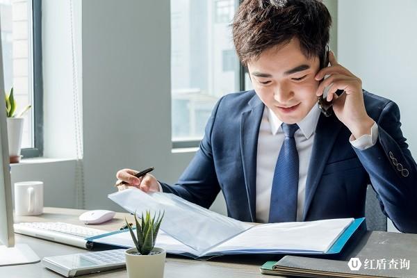 摄图网_501152785_商务男性电话会议(企业商用)